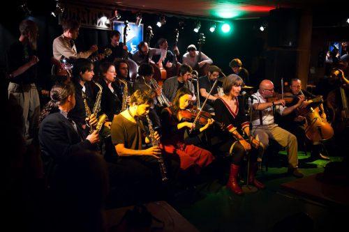 improvisers orchestra