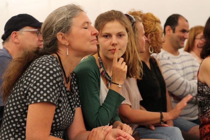 Workshop-Teilnehmerinnen © Gianmarco Bresadola