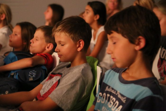 Das junge Publikum. © Merle Jothe