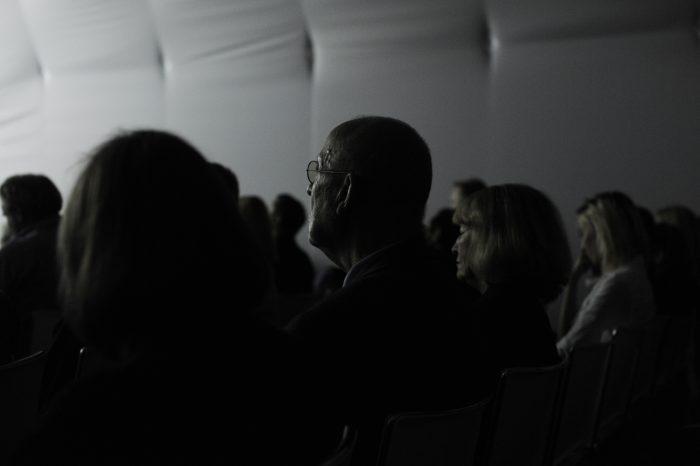 Publikum von No(i)se © Iris Janke