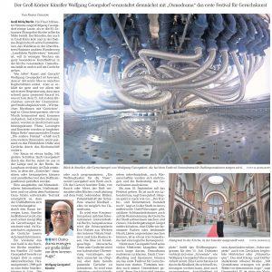 """""""Filme riechen"""" in: Märkische Allgemeine Zeitung (german)"""