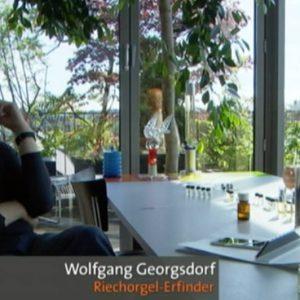 """""""Ein Festival für Geruchskunst"""" in: ARD - titel thesen temperamente (german)"""