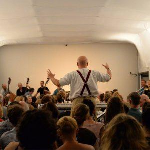 Orchestral Whifftracks - Live Geruchskomposition für das Ber.I.O.(2016 Wolfgang Georgsdorf, ca. 60 min)