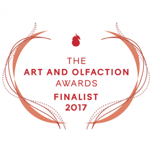 Nominierung für den Art and Olfaction Award 2017