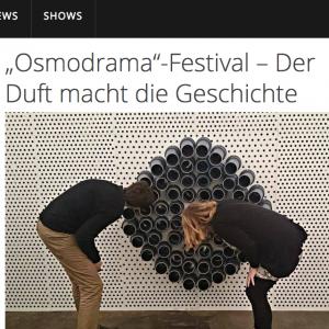 """""""Der Duft macht die Geschichte"""" in: BLN.FM (german)"""